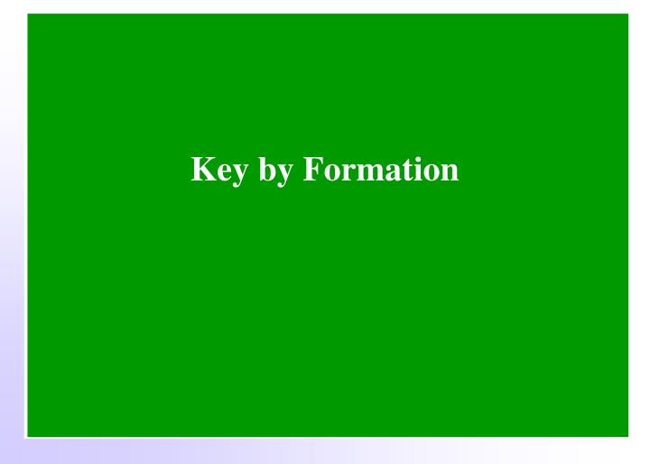 Key by Formation