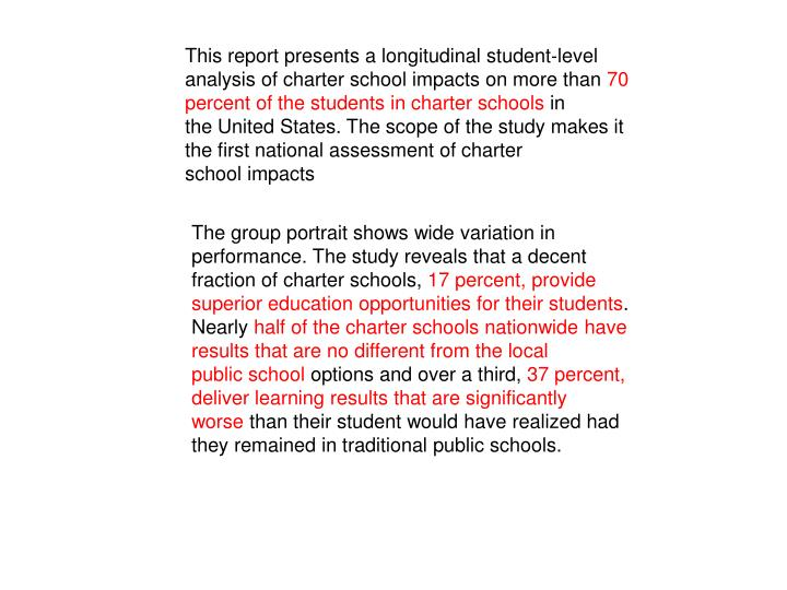 This report presents a longitudinal student‐level