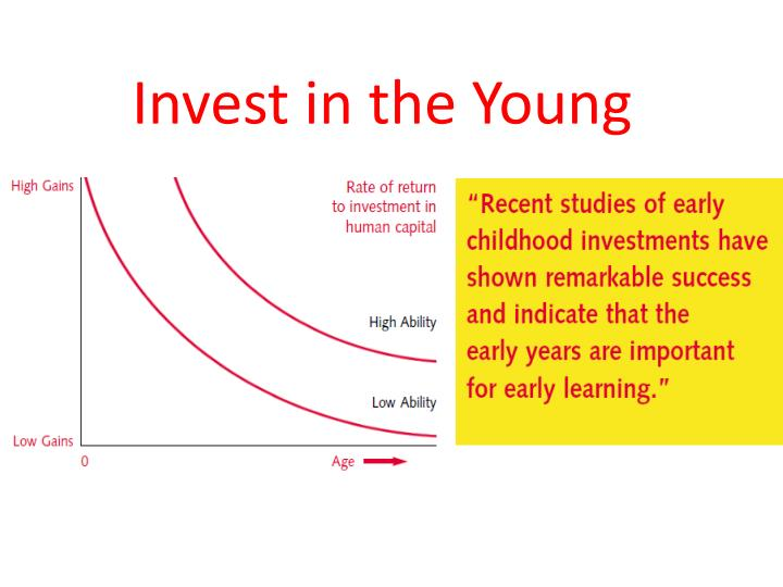 Invest in the Young
