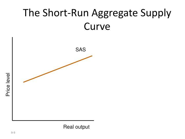 The Short-Run Aggregate Supply Curve