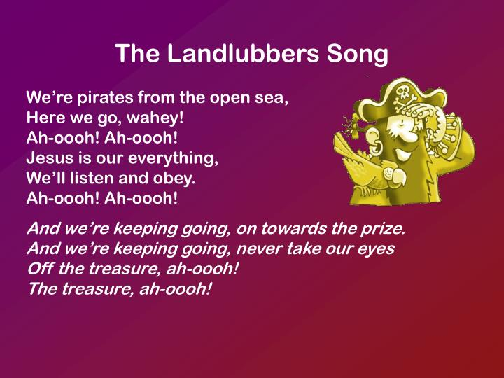 The landlubbers song2
