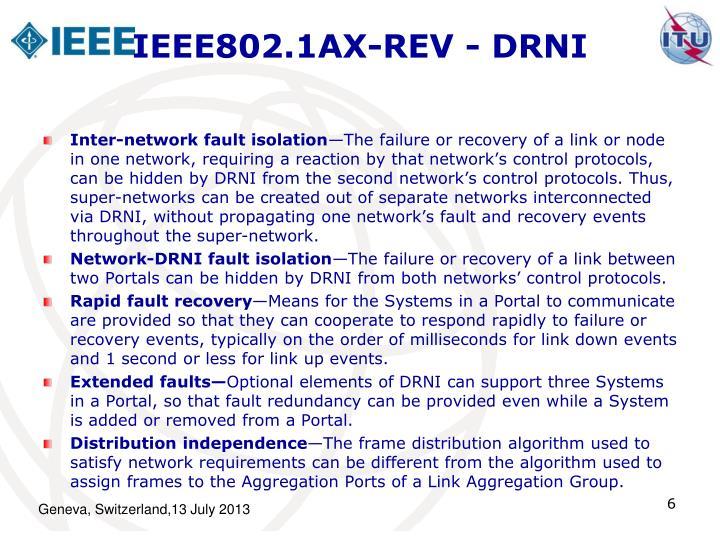 IEEE802.1AX-REV - DRNI