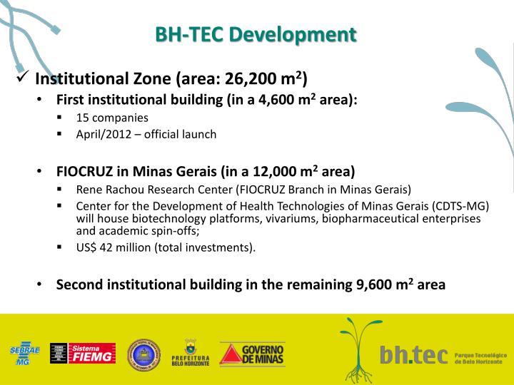 BH-TEC Development