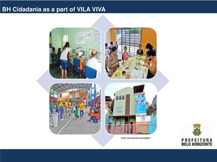BH Cidadania as a part of VILA VIVA