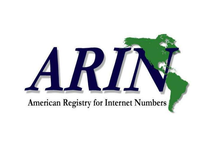 Arin policies and guidelines an introduction presented by richard jimmerson director of operations