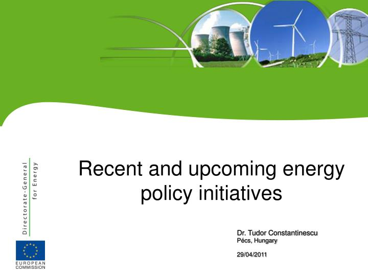 a new energy source green initiative essay A new target for 2030 on the withdrawal of the united kingdom and eu rules in the field of guarantees of origin of electricity from renewable energy sources.