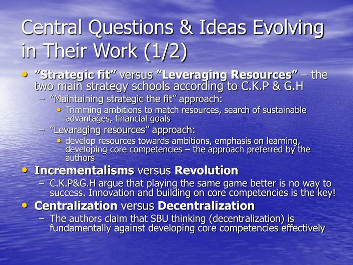 decentralization urban core development essay 3 ii urban decentralization in nineteenth-century america physical patterns of urban development in 1800 the young republic of the united states was.