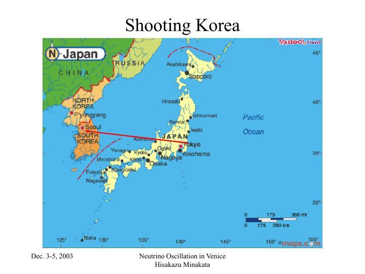 Shooting Korea