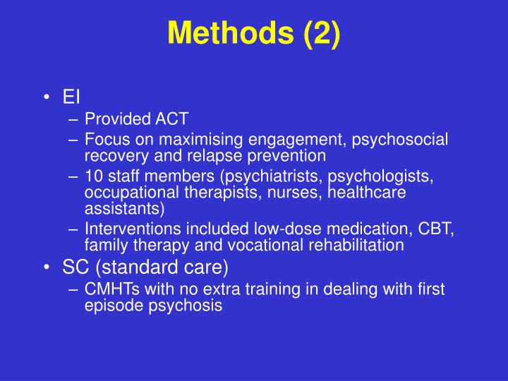 Methods (2)