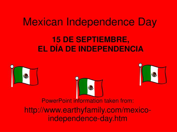 mexican independence day n.