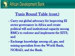 tunis round table cont1