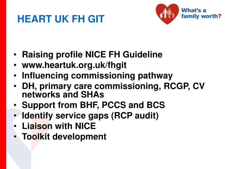 HEART UK FH GIT