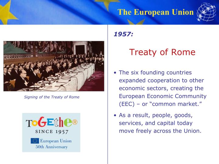 an introduction to the eec treaty
