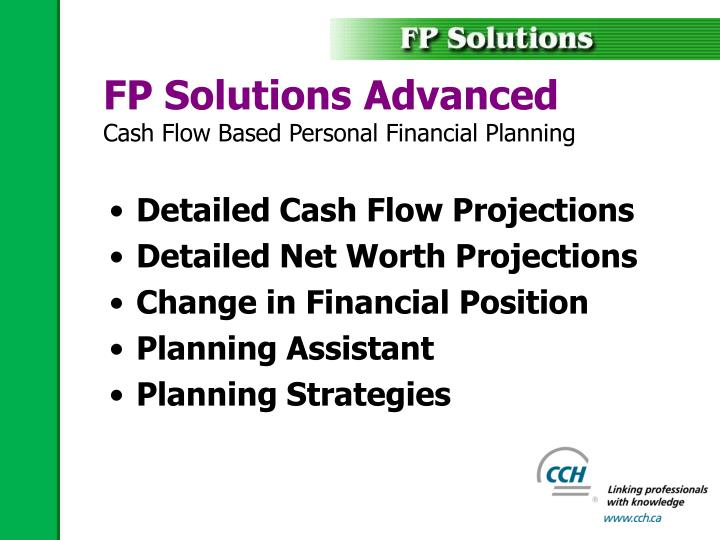 FP Solutions Advanced