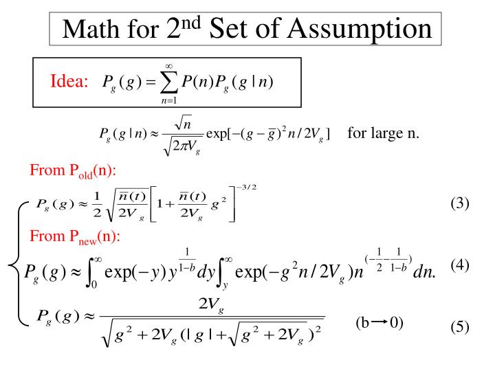 Math for