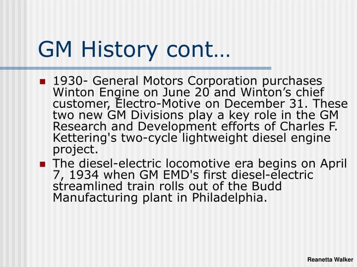 Ppt General Motors Powerpoint Presentation Id 3201540