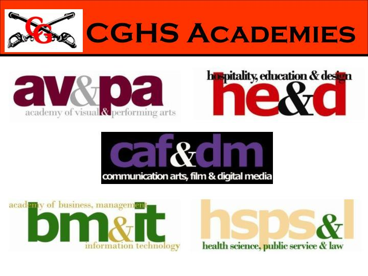 CGHS Academies