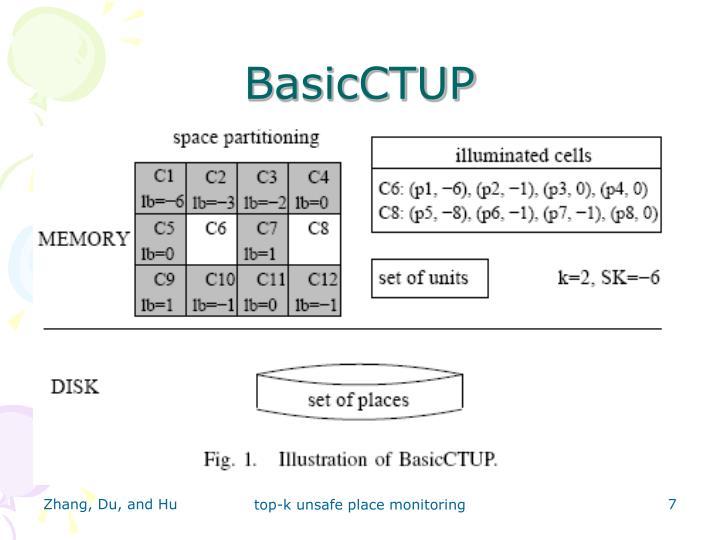 BasicCTUP