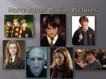 harry potter movies pictures