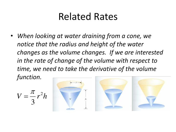 Related rates1