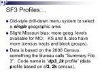 sf3 profiles