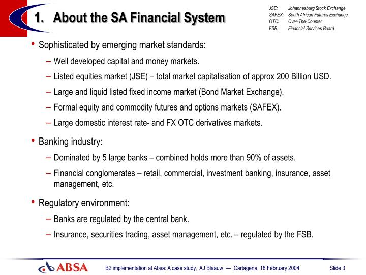 commercial bank of africa case study A case study of barclays bank ghana marketing essay print reference this  standard chartered and ghana commercial bank and enjoyed oligopolistic positions before other banks entered the industry  it is the biggest corporate voluntary activity in ghana barclays bank of ghana limited is part of the barclays africa group comprising ten.