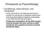 chiropractic as psychotherapy4