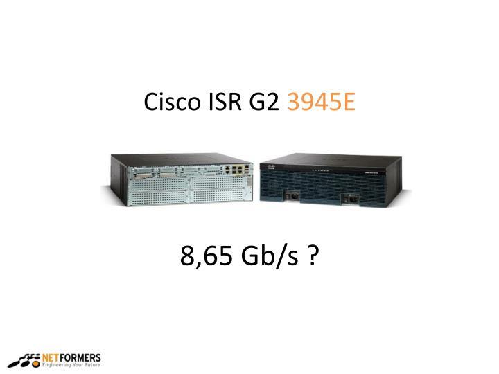 Cisco ISR G2