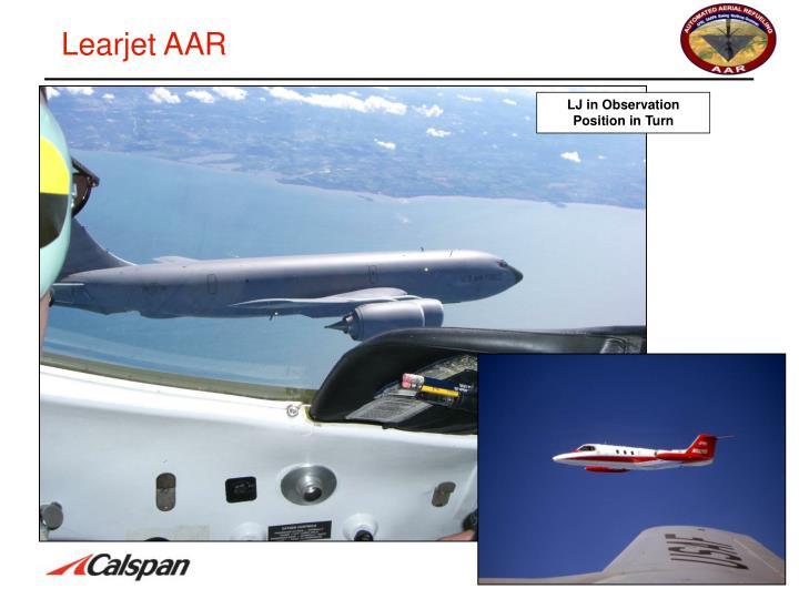 Learjet AAR
