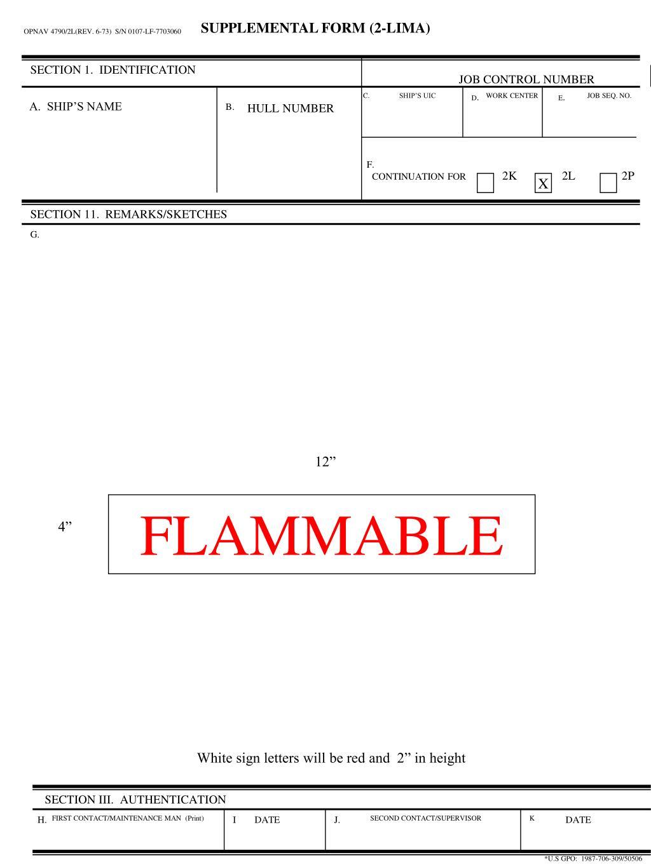 PPT - SUPPLEMENTAL FORM (2-LIMA) PowerPoint Presentation - ID:3206887