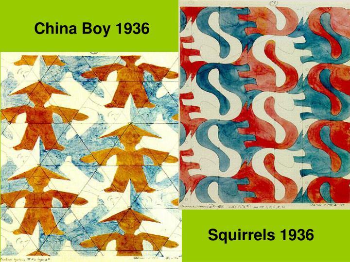 China Boy 1936