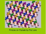 princes on parade by pat lore