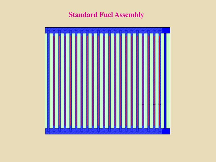 Standard Fuel Assembly