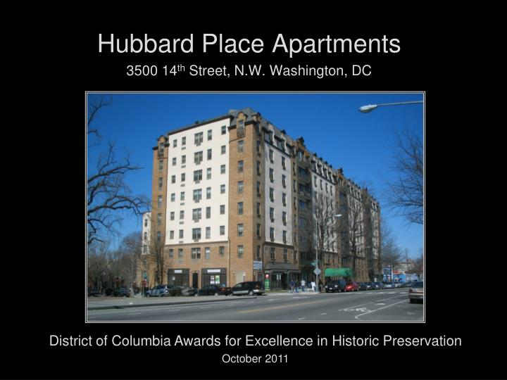hubbard place apartments n.