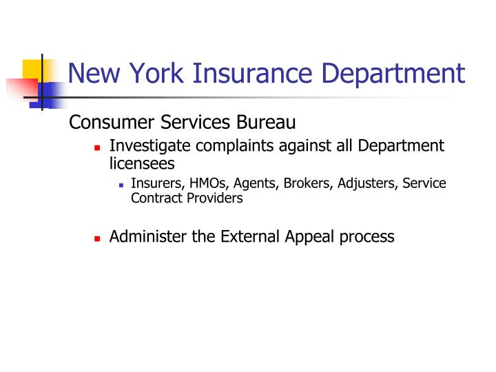 New york insurance department1