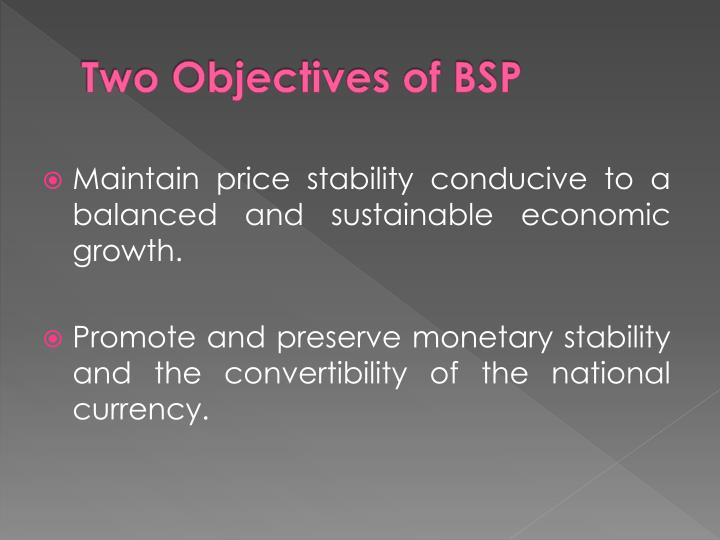 BANGKO SENTRAL NG PILIPINAS PowerPoint Presentation