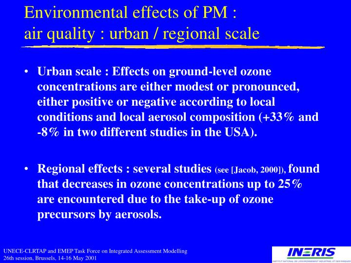 effect of ionic pollution on aerosol nucleation [pollution characteristics and light extinction effects of water no3- and nh4+ were the major ionic the empirical relationship between the dry aerosol.