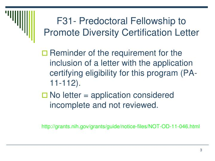 Ppt Federal Updates Nih Powerpoint Presentation Id 3208695