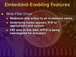 embedded enabling features2