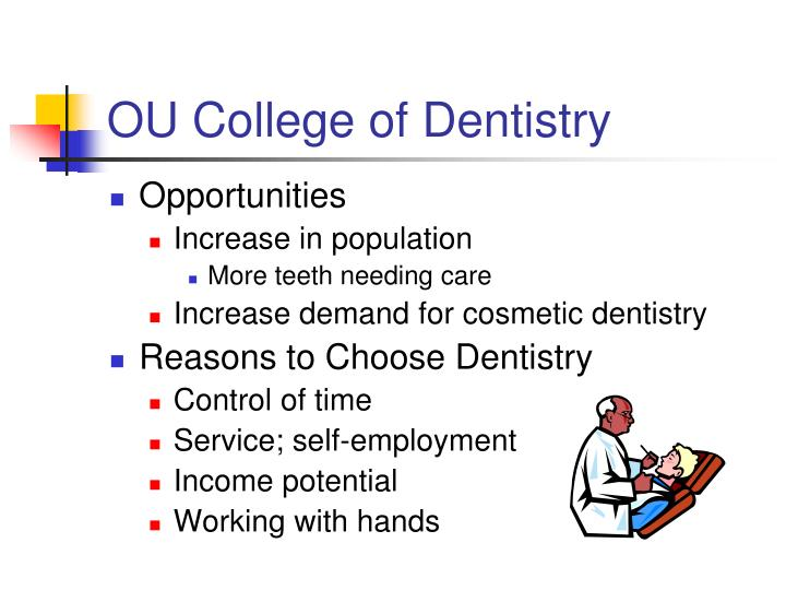 ou college of dentistry n.