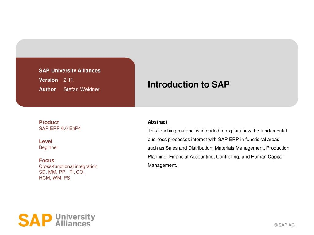 introduction to material management ppt