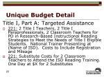 unique budget detail1