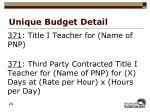 unique budget detail3