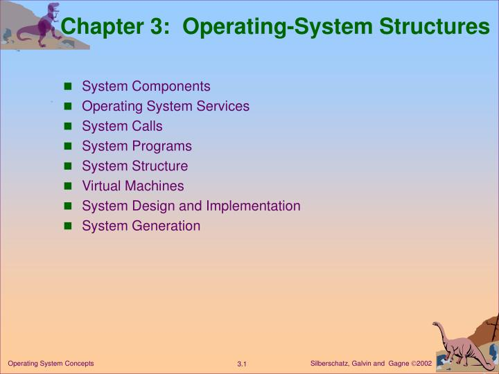chapter 3 operating system structures n.