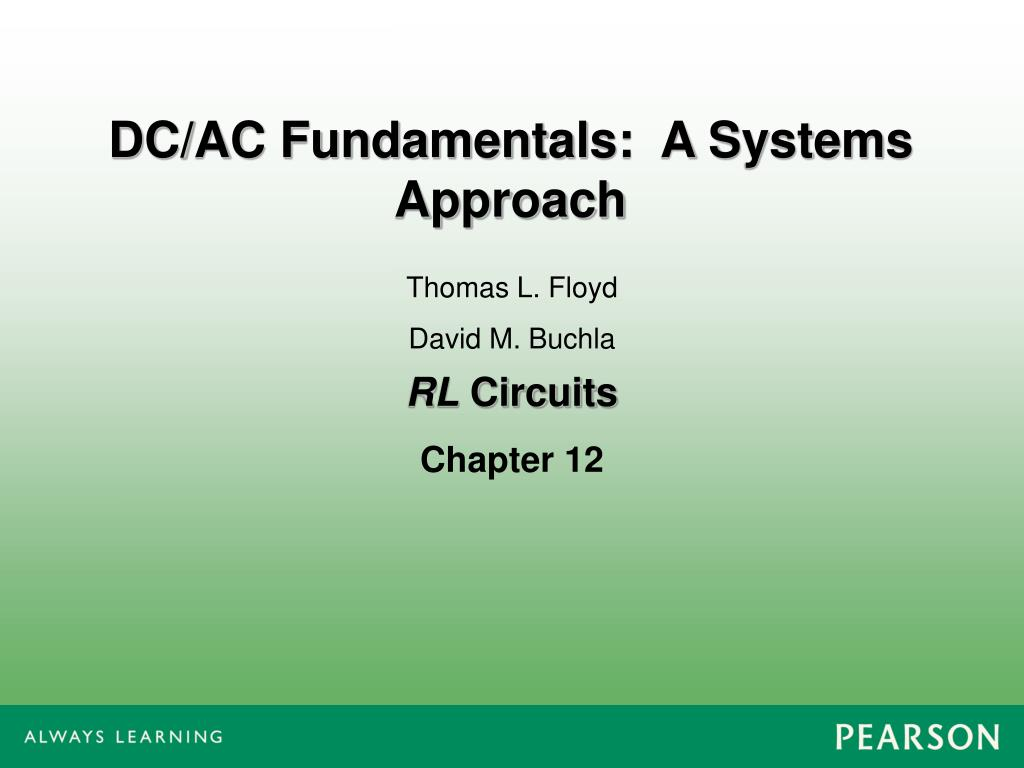 Ppt Rl Circuits Powerpoint Presentation Id3210610 Power In An Electric Circuit Is The Product Multiplication Of N