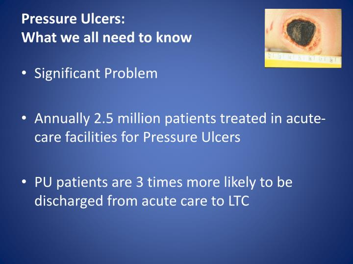 prevention of pressure ulcers essay Introduction pressure ulcers are a significant problem in those with complex illnesses or injuries which require admission into the intensive care critical incident essay 30% figure 1 from walton-greer, p (2009) prevention of pressure ulcers in the surgical patient aorn journal, 89(3), 538-552.