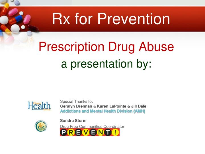 Rx for prevention1