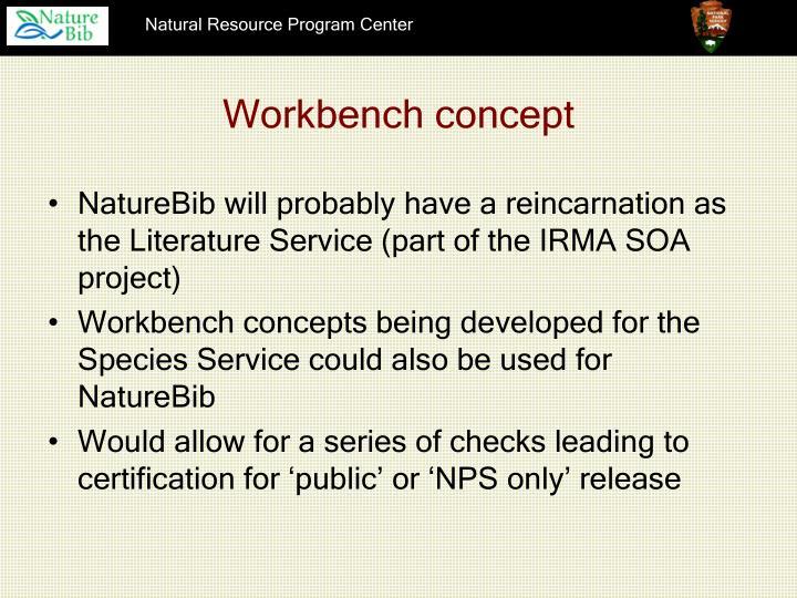 Workbench concept