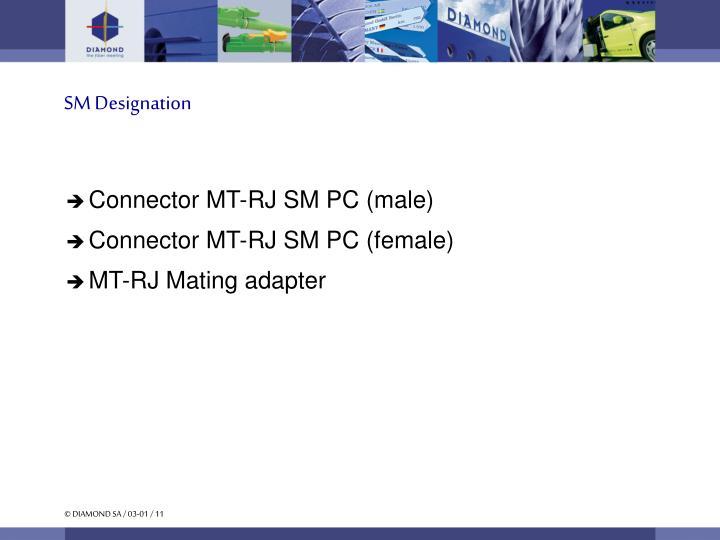 SM Designation