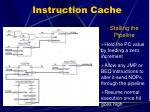 instruction cache2